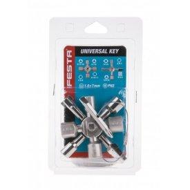 Univerzalni ključevi - privezak FESTA