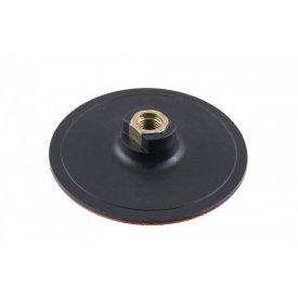 Gumeni disk za brusilicu - čičak 150mm Levior