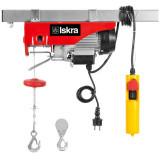Električna dizalica sa sajlom 125-250kg ISKRA