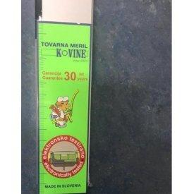 Libela alu magnetna 40-120cm Tovarna Meril