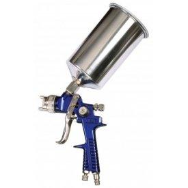 Pištolj za farbanje metalni rezervoar Levior