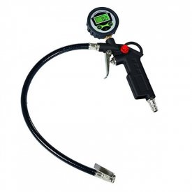 Pištolj za pumpanje sa digitalnim manometrom EINHELL