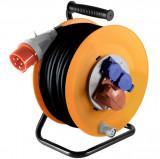 Produžni kabel na motalici - trofazni 25m HOME