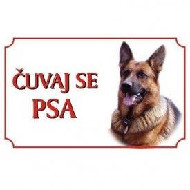 Tabla - čuvaj se psa