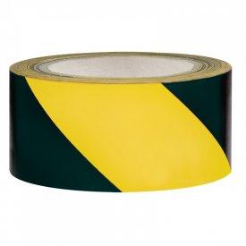 Traka upozoravajuća za obeležavanje - žuta 250m Levior