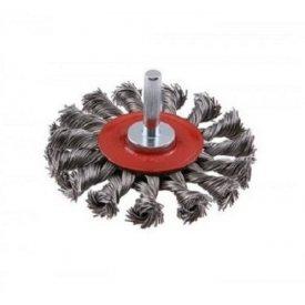 Četka za bušilicu rotaciona pljosnata gruba 75mm Festa