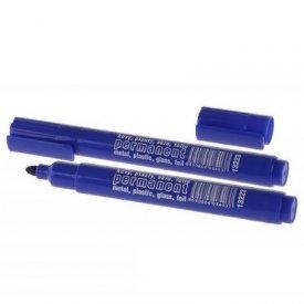 Marker permanentni - plavi LEVIOR