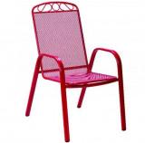 Baštenska stolica - crvena MELFI