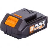 Baterija FUSE 18V 2 Ah VILLAGER