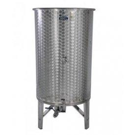 Bure za vino INOX 800L tri ventila Zottel