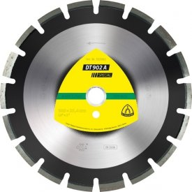 Dijamantska rezna ploča za beton DT 902 A special 300-500mm Klingspor