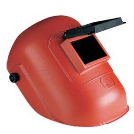 Maska za varenje naglavna sklopiva PVC