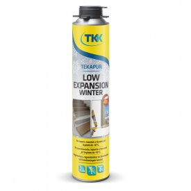 Pur pena pištoljska LOW EXPANSION 750ml TKK