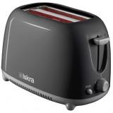 Sendvič toster - crni 750W ISKRA