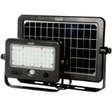 Solarni LED reflektor sa PIR senzorom pokreta 10W HOME