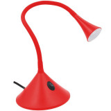 Stona LED lampa 3.2W - crvena PROSTO