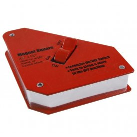 Magnet za varenje sa prekidačem 130x150x32mm Festa
