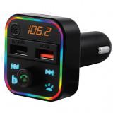 Bluetooth FM transmiter i USB punjač za auto PROSTO