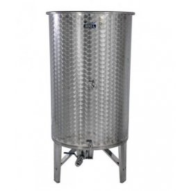 Bure za vino INOX 1100L - tri ventila Zottel