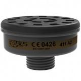 Filter A2 za organske gasove i isparenja za respirator masku BLS 3150