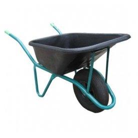 Gradjevinska kolica sa plastičnim koritom 80L ROTO