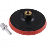 Gumeni disk za brusilicu i bušilicu - čičak 125mm FESTA