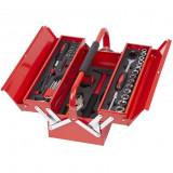 Komplet alata u metalnoj kutiji 64kom. STREND PRO