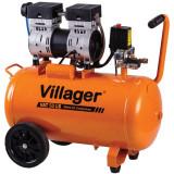 Kompresor bešumni 8bara, 50L - 750W VAT 50 LS VILLAGER