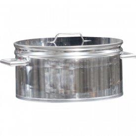 Lonac za kuvanje inox 25L Ezio Inox