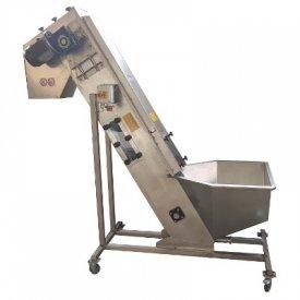 Mašina za pranje voća sa elevatorom ENOITALIA