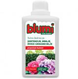 Prihrana za hortenzije, grmlje, živice i ukrasno bilje 500ml Blumi