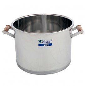Lonac za kuvanje inox 35L Zottel