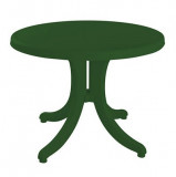 Baštenski sto - plastični zeleni ORLANDO