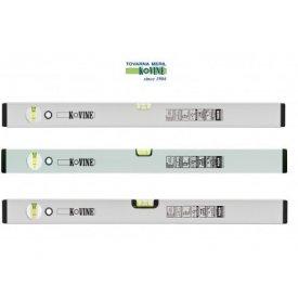 Libela aluminijumska 300mm - 2000mm Tovarna Meril