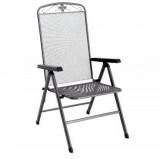 Metalna baštenska podešavajuća stolica Savoy