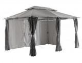 Metalna gazebo tenda - bež BELIZE