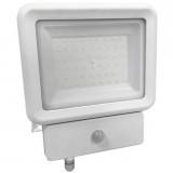 Reflektor LED sa PIR senzorom 50W - beli