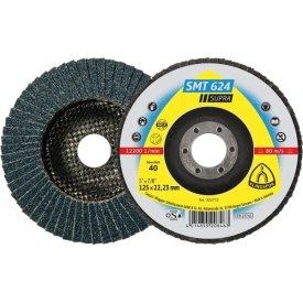 Lamelni brusni disk SMT 624 gr.40 -120Klingspor