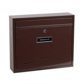 Poštansko sanduče braon 31x36x9cm