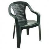 Baštenska stolica - zelena VALERIJA