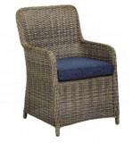 Baštenska stolica od ratana sa jastukom SICILY
