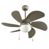 Plafonski ventilator sa svetlom HOME