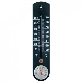 Termometar kućni - plastični