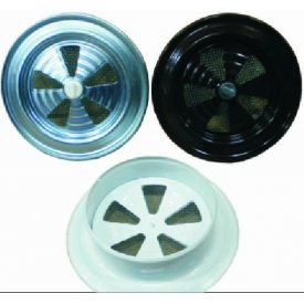 Štucna ventilaciona - ventilacija braon