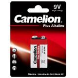 Alkalna baterija 9V CAMELION