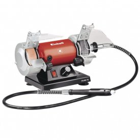 Dvostrana stona brusilica 120W TH-XG 75 Kit Einhell