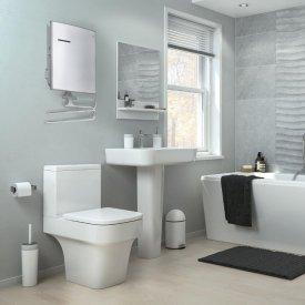 Grejalica za kupatilo sa držačem peškira 2000W Prosto