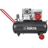 Klipni kompresor 2200W 8 bara 100L ISKRA