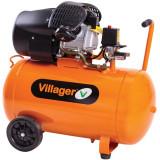 Kompresor 8bara, 100L - 2200W VAT VE 100 D VILLAGER