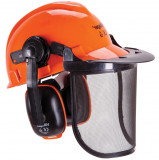 Maska zaštitna - šumarski šlem za košenje VFH14 VILLAGER